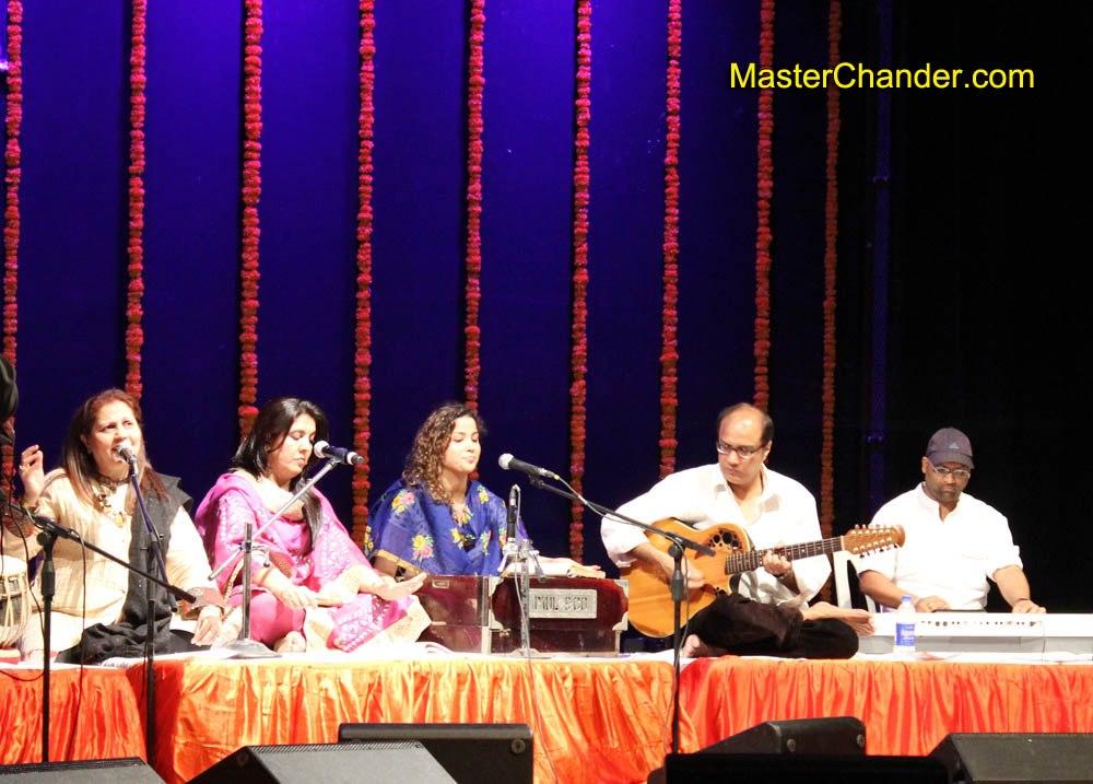 Arti Raj, Kaajal Chandiramani, Jayshree Bathija