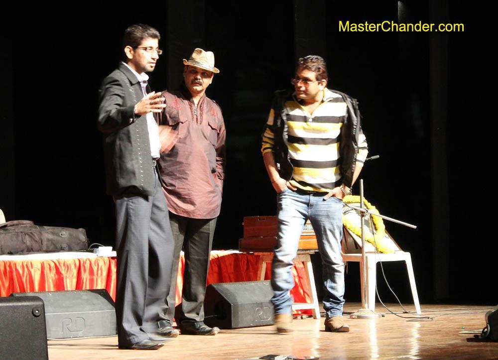 Deepak Watwani in Comedy Skit